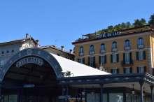 Bellagio pier