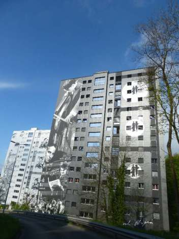 The perfect way to turn boring flats into works of art.
