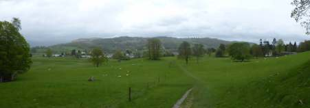 Path into Hawkshead