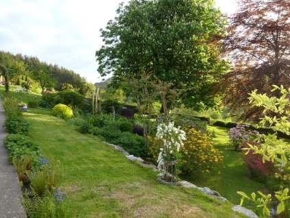 Pen y Dyffryn Garden