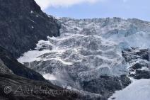 Glacier du Mont Miné