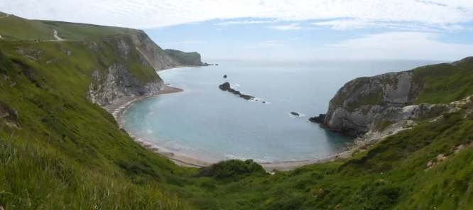 St Oswald's Bay, nr Durdle Door