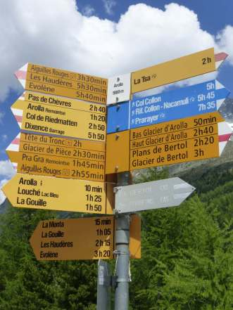 Which way to go ?