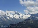 Dent Blanche and Matterhorn