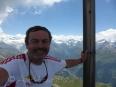 Selfie on top of Sassenaire
