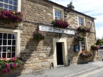 Classic English pub in Bakewell