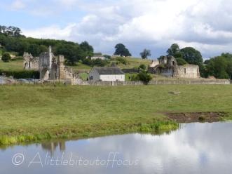 Kirkham Abbey remains