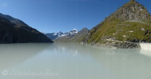 Lac des Dix from Dam