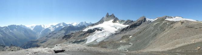 Panorama south