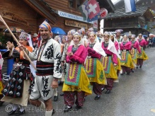 Turkish troupe