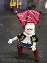 Uzbekistan dancer