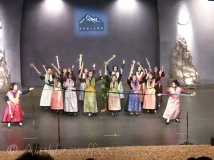 Valaisian dancers