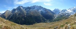 Arolla valley