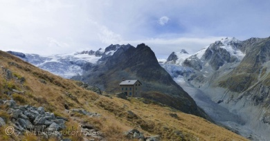 Bricola hut