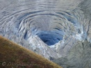Ferpecle glacier hole