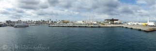 La Savina port