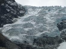 Mont Miné glacier