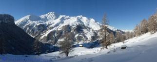 Above La Forclaz
