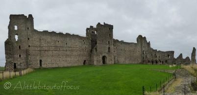 Tantallon Castle 2