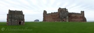 Tantallon Castle front