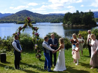 Ireland for Alice and Greville's wedding(1)
