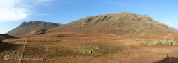 Middle Fell panorama