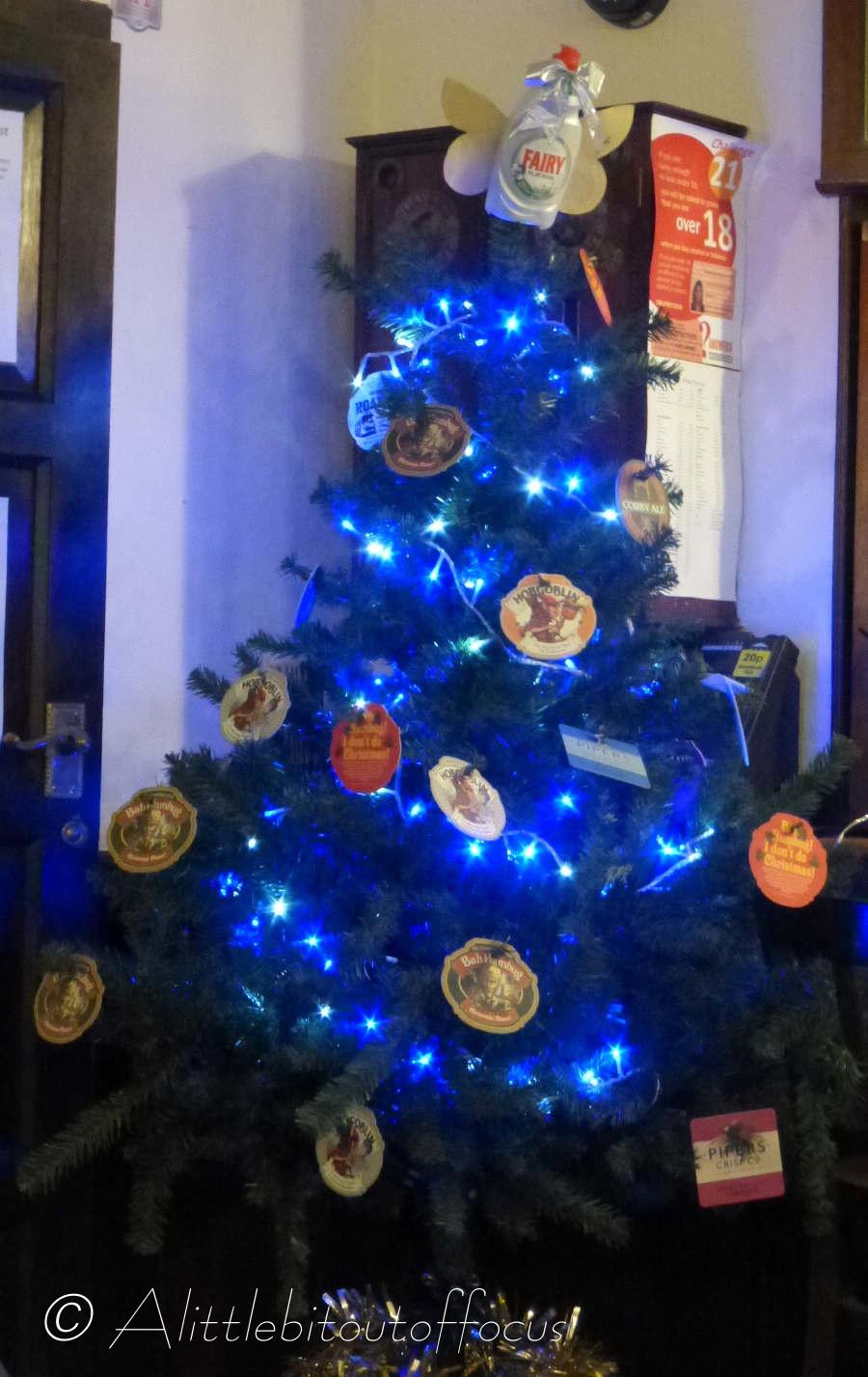 Good Fairy On Christmas Tree Part - 13: Wasdale Herad Christmas Tree