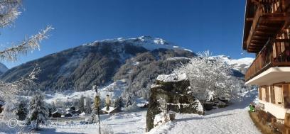 Chalet Les Criquets panorama