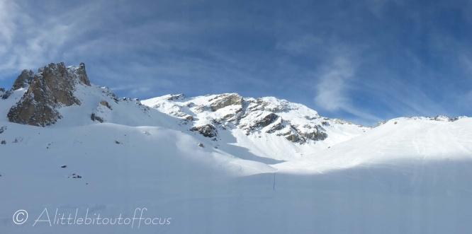 Mountain panorama 1