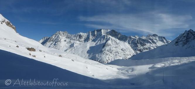 Mountain panorama 2