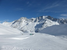 View from the 2nd tow lift