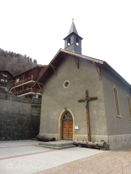 La Luette church
