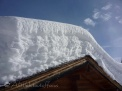Snowy roof