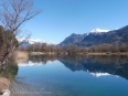 10 Lake reflection