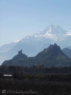 18 Valère Basilica and Tourbillon castle