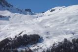 Evolène-Lanna Ski area