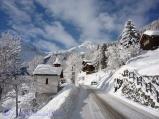 Road into Grimentz