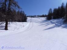 Ski piste 1