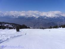 Ski piste 2