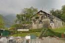 Isola Comacina restaurant
