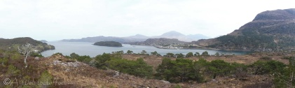 1 View over to Shieldaig