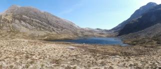 12 Loch Coire an Ruadh-staic with Maol Chean-dearg (L)