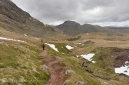 12 Path towards Great Gable