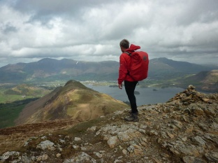 13 Cat Bells from Bull Crag