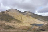 15 Great and Green Gable above Styhead Tarn