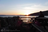 15 Inn sunset