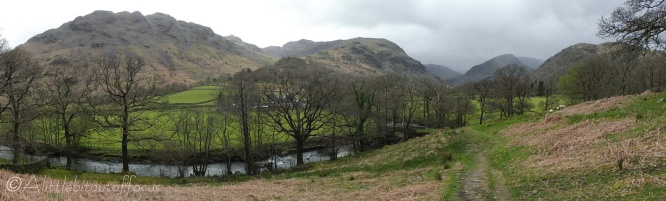 3 Borrowdale panorama