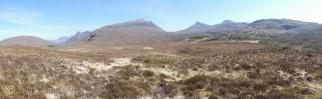 4 Moorland panorama