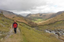 5 Pete above Rosthwaite