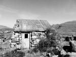 6 Sheepfold hut (b&w)